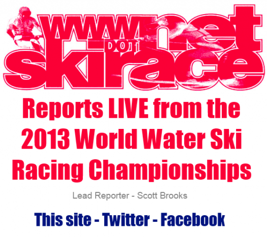 2013 world water ski racing championships