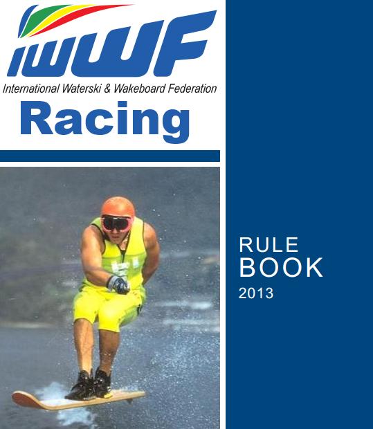 IWWF Racing Rule Book 2013