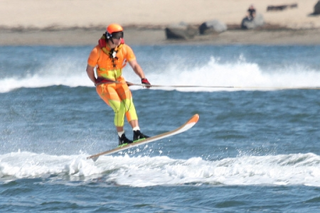Cole Water Ski Racing