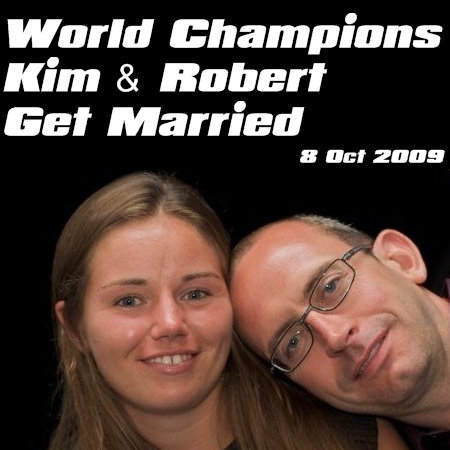 kim and rob get web
