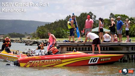 NSW Grand Prix Rd 1 - Kanahooka 2
