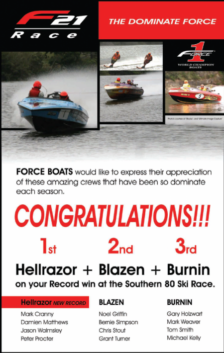 force boats