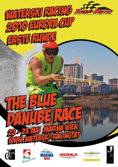 Blue Danube Race Flyer