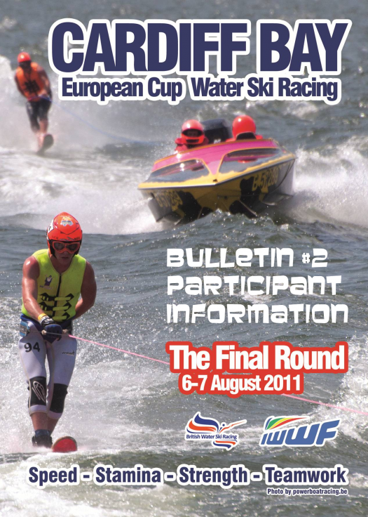 Cardiff Bay European Cup - Bulletin 2