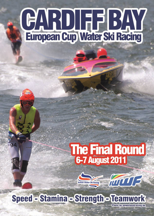 Cardiff Bay European Cup Water Ski Race